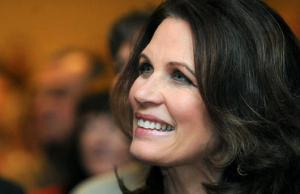 Michelle Bachman, from Hannity.com